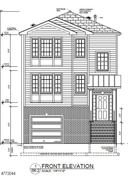 Vivienda multifamiliar por un Venta en 1161 Chestnut Street Elizabeth, Nueva Jersey 07201 Estados Unidos
