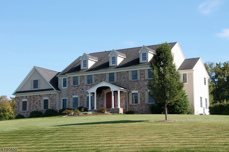 Maison unifamiliale pour l Vente à 257 MT. AIRY Road 257 MT. AIRY Road Lebanon Township, New Jersey 08826 États-Unis