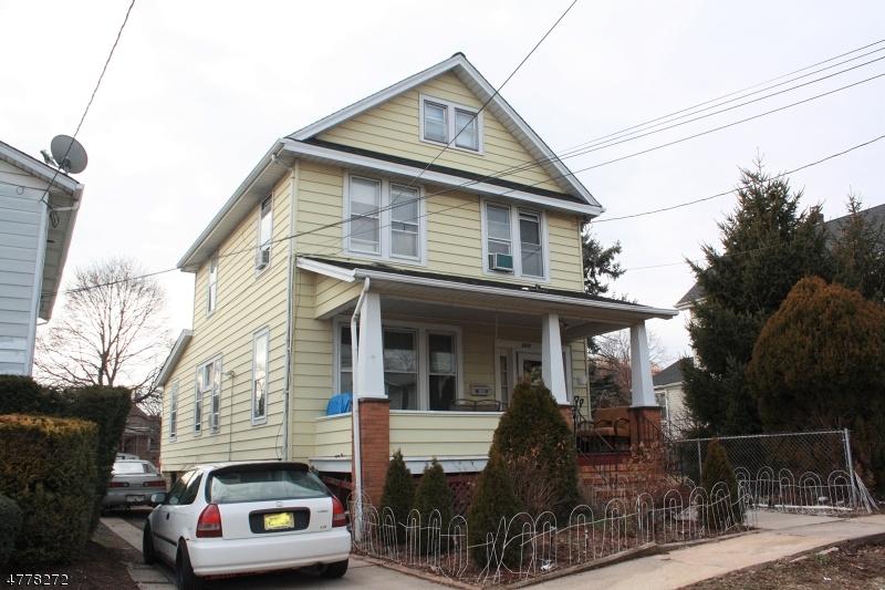 Casa Unifamiliar por un Venta en 110 Brookline Avenue Franklin, Nueva Jersey 08873 Estados Unidos