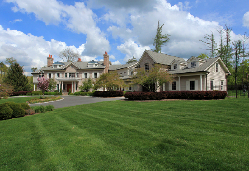 Single Family Home for Rent at 1 Pine Hollow Lane Mendham, New Jersey 07945 United States