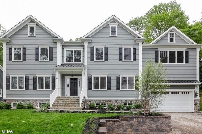 独户住宅 为 销售 在 611 FAIRMOUNT Avenue 查塔姆, 新泽西州 07928 美国