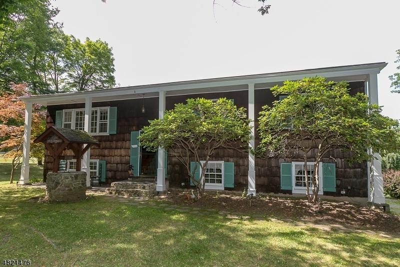 Частный односемейный дом для того Продажа на 6 Marjorie Drive Washington, Нью-Джерси 07840 Соединенные Штаты