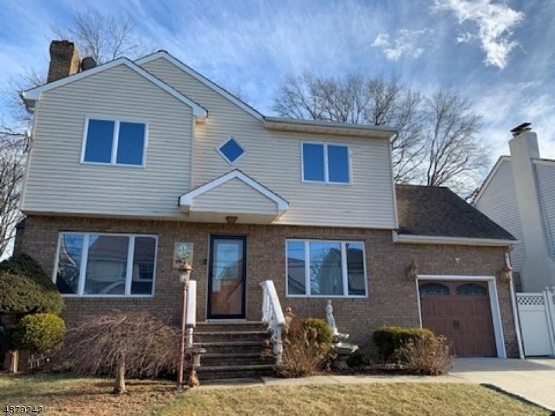 独户住宅 为 销售 在 1019 FALLS TER Union, 新泽西州 07083 美国