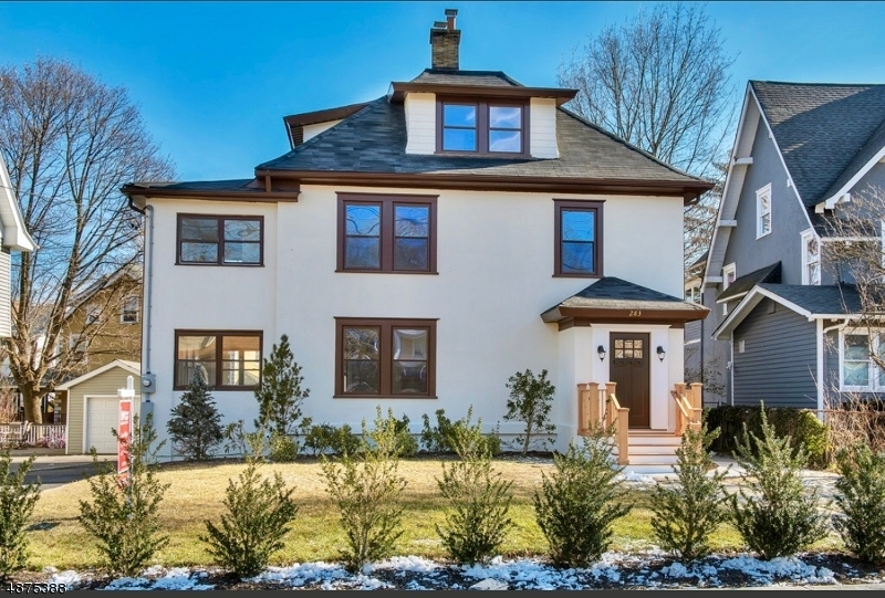 Single Family Home for Rent at Montclair, New Jersey 07042 United States