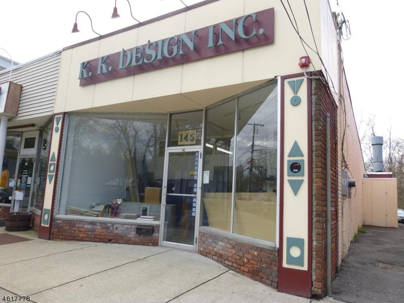 Коммерческий для того Продажа на 145 Newark Pompton Tpke Pequannock, Нью-Джерси 07440 Соединенные Штаты