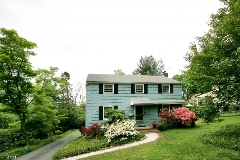 Single Family Home for Sale at 40 PROSPECT Street Bernardsville, New Jersey 07924 United States