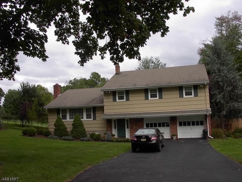 Частный односемейный дом для того Продажа на 16 Edgewood Court Hillsdale, 07642 Соединенные Штаты