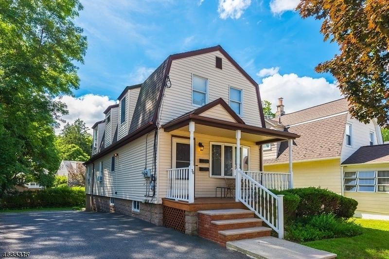 Maison unifamiliale pour l à louer à 36 Central Avenue Caldwell, New Jersey 07006 États-Unis