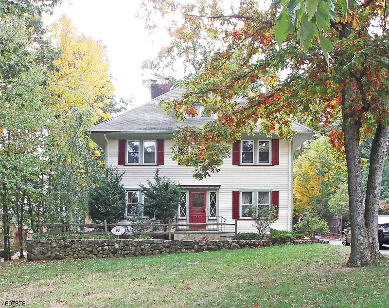 Single Family Home for Sale at 101 Harrison Street Verona, 07044 United States
