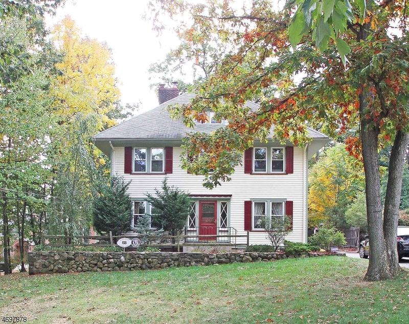 Casa Unifamiliar por un Venta en 101 Harrison Street Verona, Nueva Jersey 07044 Estados Unidos