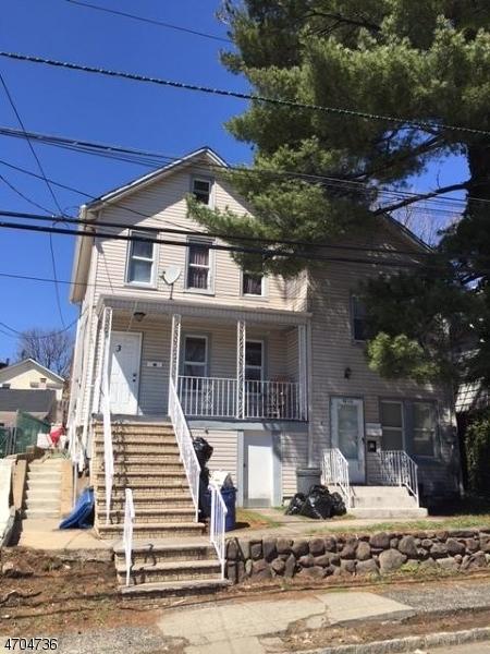 متعددة للعائلات الرئيسية للـ Sale في 33 New Street 33 New Street Belleville, New Jersey 07109 United States