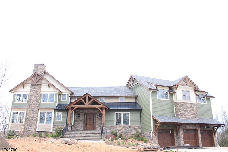 Частный односемейный дом для того Продажа на 14 Roome Road Montville, 07082 Соединенные Штаты