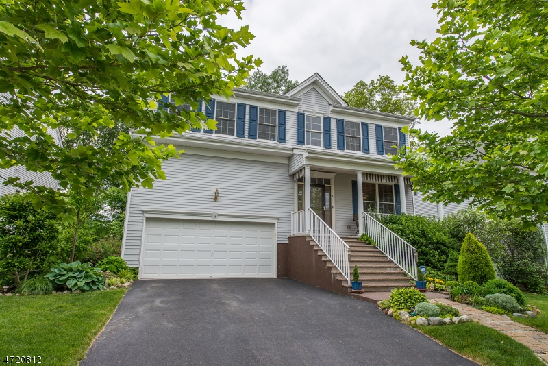Частный односемейный дом для того Продажа на 56 Helms Mill Road Hackettstown, 07840 Соединенные Штаты