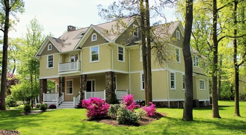 Частный односемейный дом для того Продажа на 597 Highland Avenue Westfield, 07090 Соединенные Штаты