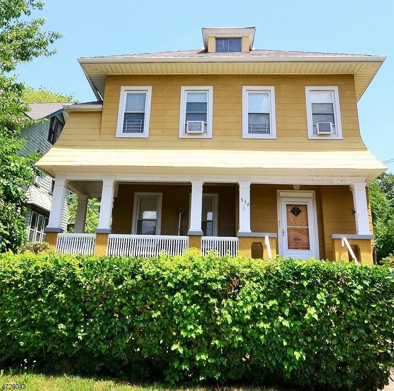 Casa Unifamiliar por un Alquiler en 356 Van Houten Avenue Passaic, Nueva Jersey 07055 Estados Unidos