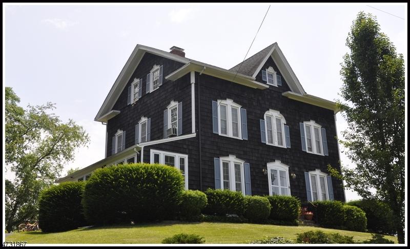 Casa para uma família para Venda às 23 Knowlton Road Columbia, Nova Jersey 07832 Estados Unidos