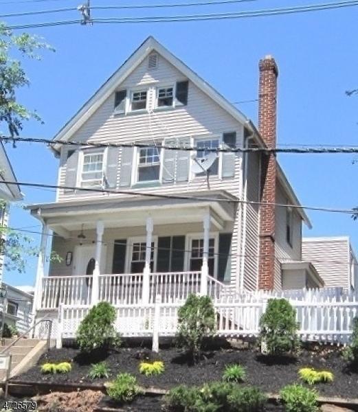 Mehrfamilienhaus für Verkauf beim 106 BELLEVILLE Avenue 106 BELLEVILLE Avenue Belleville, New Jersey 07109 Vereinigte Staaten