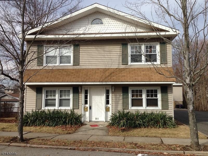 独户住宅 为 出租 在 21 Personette Street Caldwell, 新泽西州 07006 美国