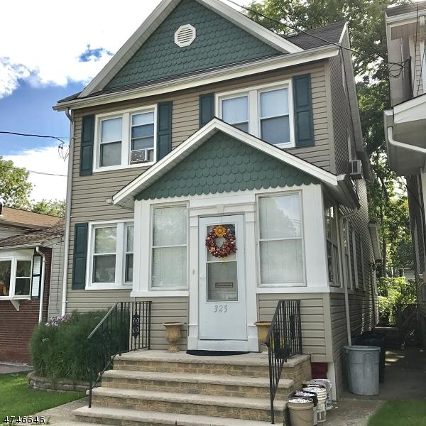Casa Unifamiliar por un Alquiler en 325 SUMMIT RD , Elizabeth, Nueva Jersey 07208 Estados Unidos