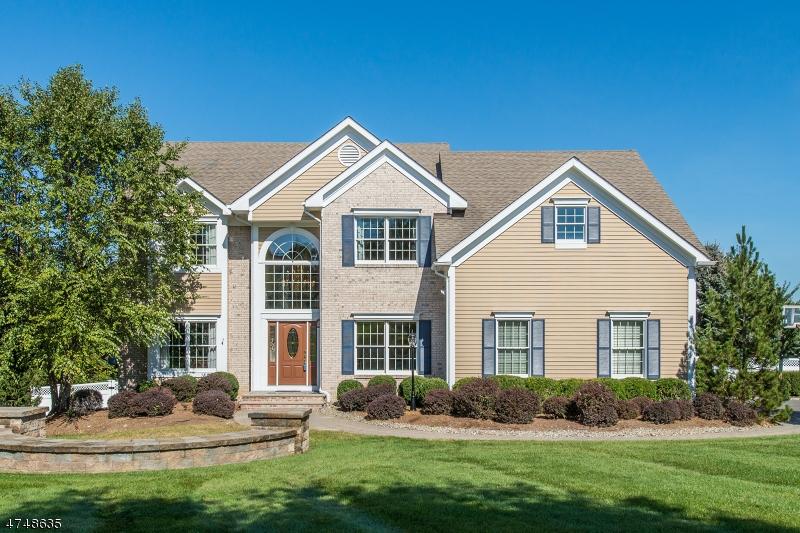 Частный односемейный дом для того Продажа на 8 Cooper Road Mendham, Нью-Джерси 07945 Соединенные Штаты