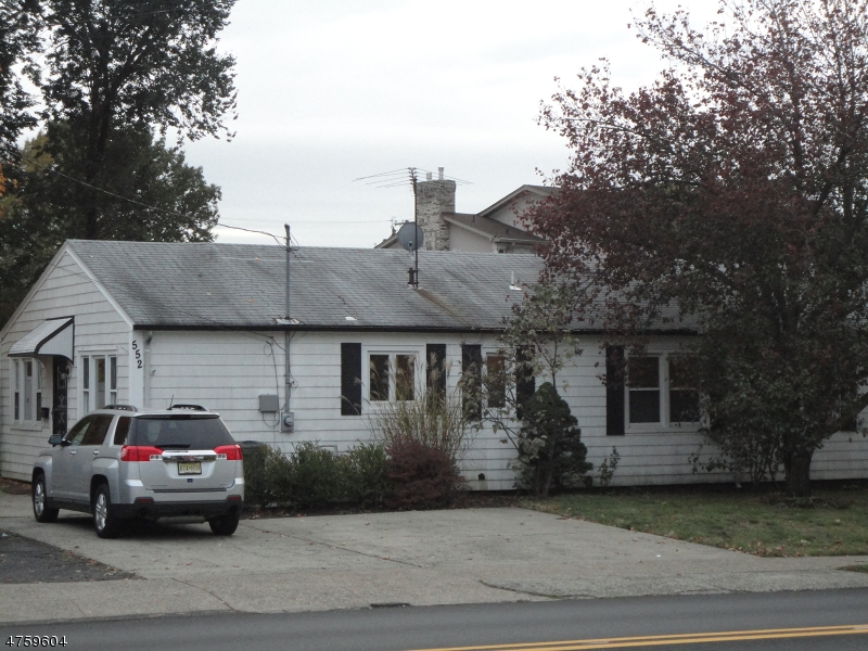 Single Family Home for Rent at 550-552 MARKET Street Elmwood Park, New Jersey 07407 United States