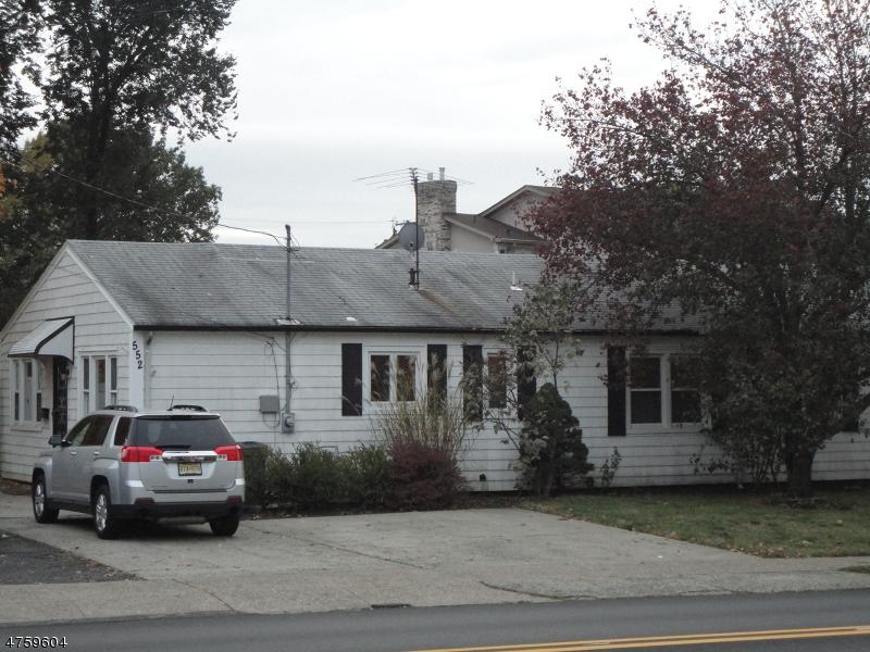 独户住宅 为 出租 在 550-552 MARKET Street 埃尔姆沃德帕克, 新泽西州 07407 美国