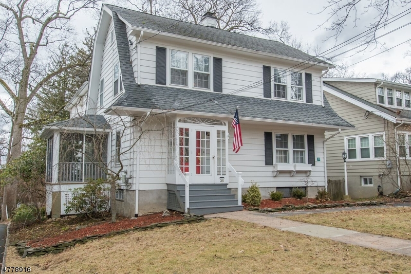 Single Family Home for Sale at Address Not Available Caldwell, New Jersey 07006 United States