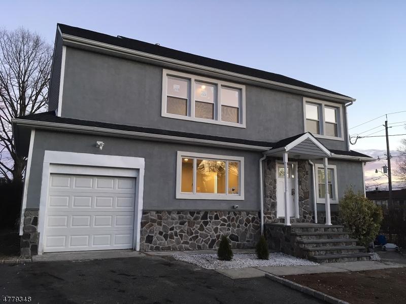 Maison unifamiliale pour l Vente à 364 Hillside Avenue Nutley, New Jersey 07110 États-Unis