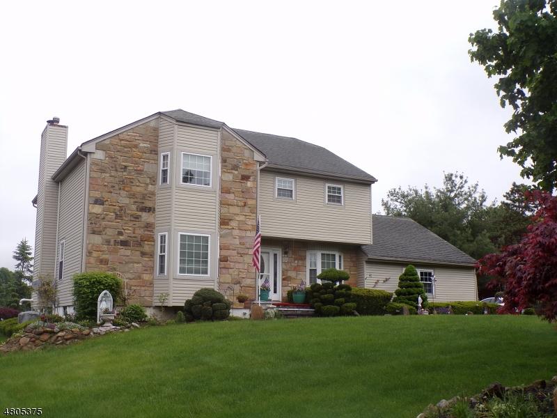 Частный односемейный дом для того Продажа на 41 Knob Hill Road Washington, Нью-Джерси 07840 Соединенные Штаты