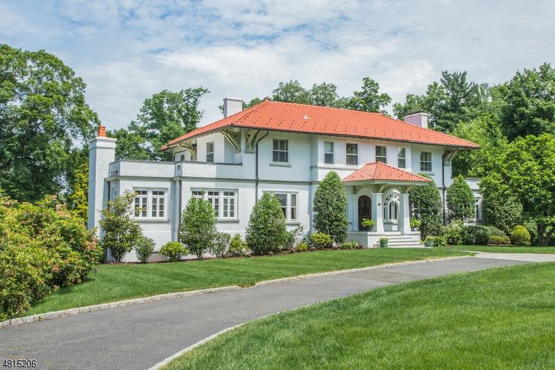 Eensgezinswoning voor Verkoop op 178 FAIRMOUNT Avenue Chatham, New Jersey 07928 Verenigde Staten