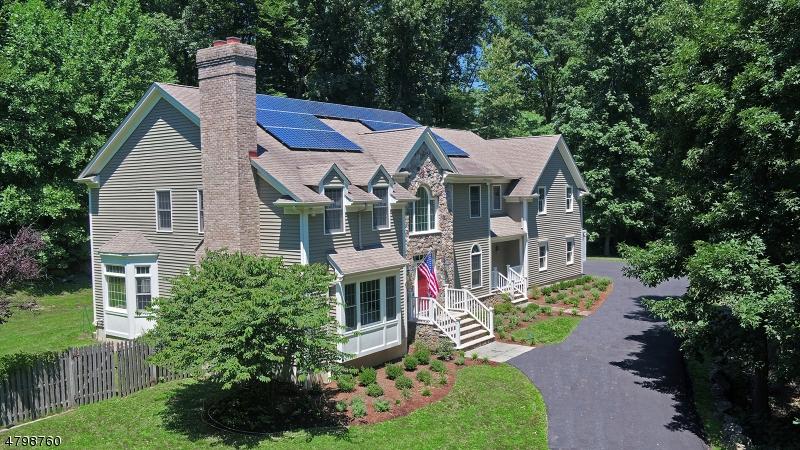 Eensgezinswoning voor Verkoop een t 82 Ironia Road Mendham, New Jersey 07945 Verenigde Staten
