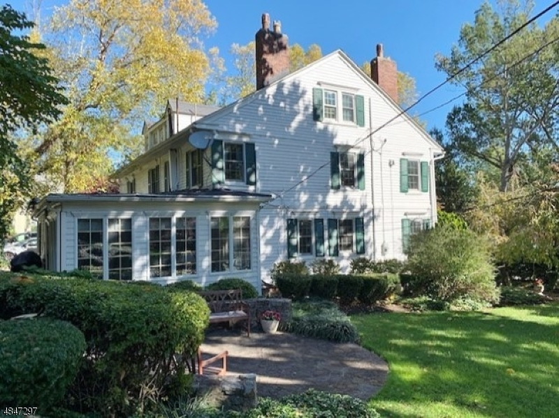 Single Family Home for Sale at 509 RIDGEWOOD Road Maplewood, New Jersey 07040 United States