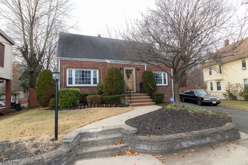 Single Family Home for Sale at 34 WILLIAMSON Avenue Hillside, New Jersey 07205 United States