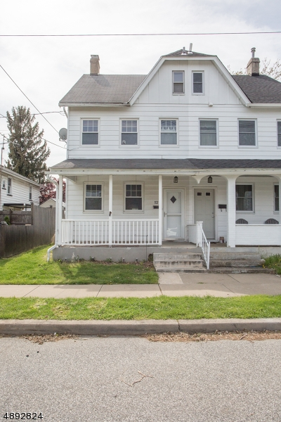 Single Family Home for Sale at 1311 EAST BLVD Alpha, New Jersey 08865 United States