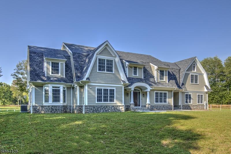 Single Family Homes 為 出售 在 Bedminster, 新澤西州 07921 美國