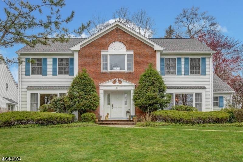 Single Family Homes per Affitto alle ore Millburn, New Jersey 07078 Stati Uniti