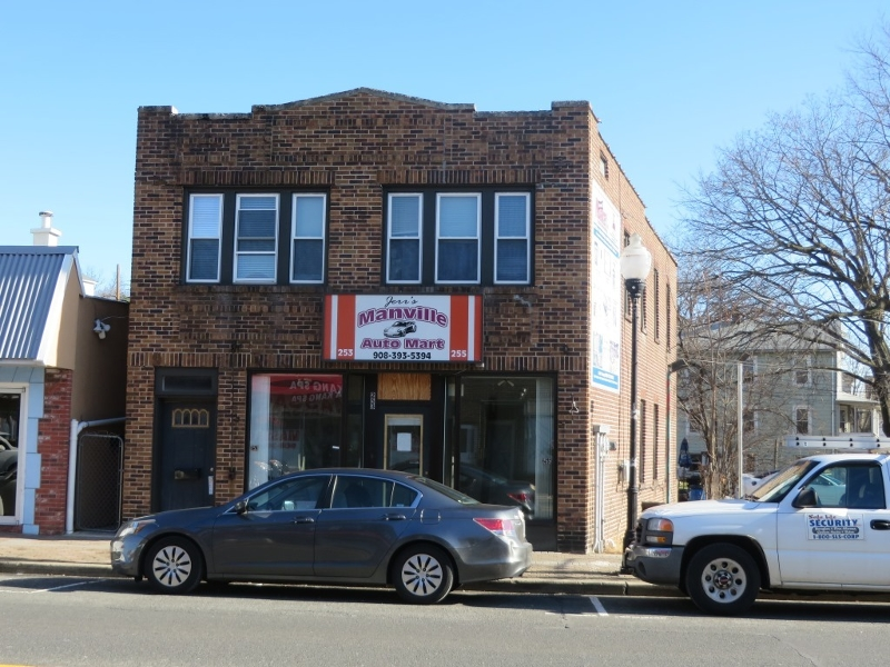 Commercial for Sale at 253 S Main Street Manville, New Jersey 08835 United States