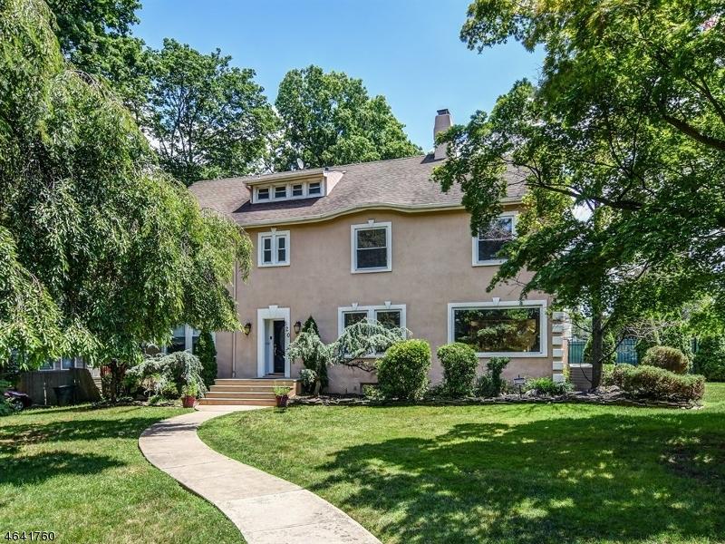 Частный односемейный дом для того Продажа на 520 Berkeley Avenue Orange, 07050 Соединенные Штаты