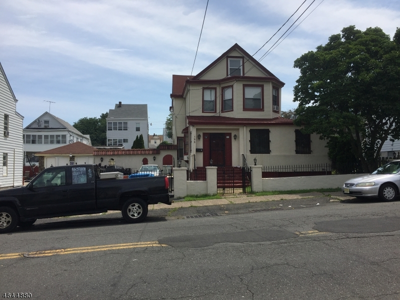Single Family Home for Sale at 135 E 18th Street Paterson, New Jersey 07524 United States
