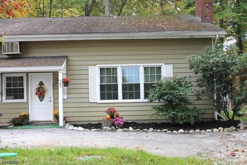 Частный односемейный дом для того Аренда на 283-B Shore Drive Montague, 07827 Соединенные Штаты