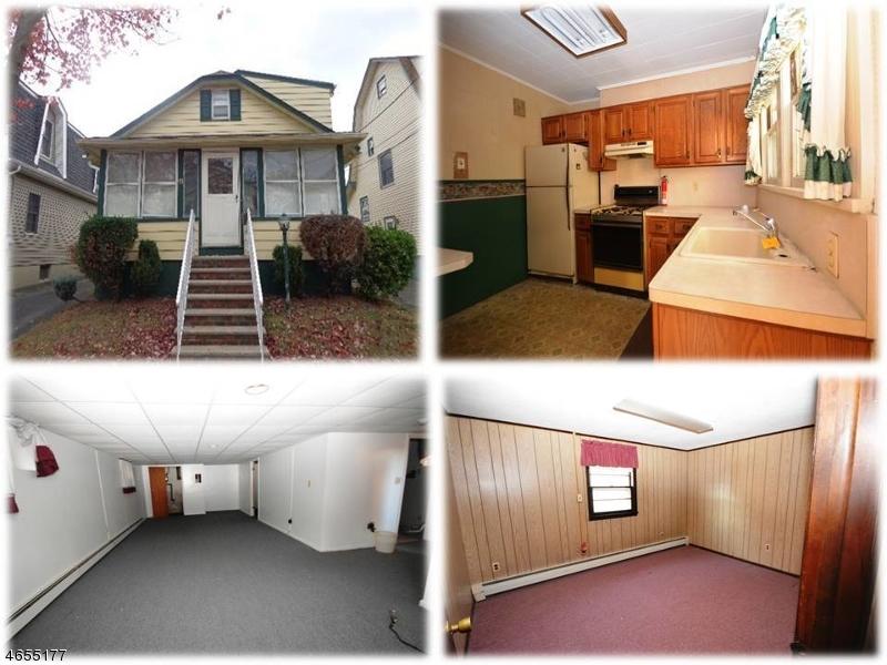 Casa Unifamiliar por un Venta en 41 Nelson Street Clifton, Nueva Jersey 07013 Estados Unidos