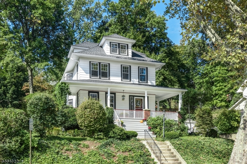 Single Family Home for Sale at 38 Clinton Road Glen Ridge, New Jersey 07028 United States
