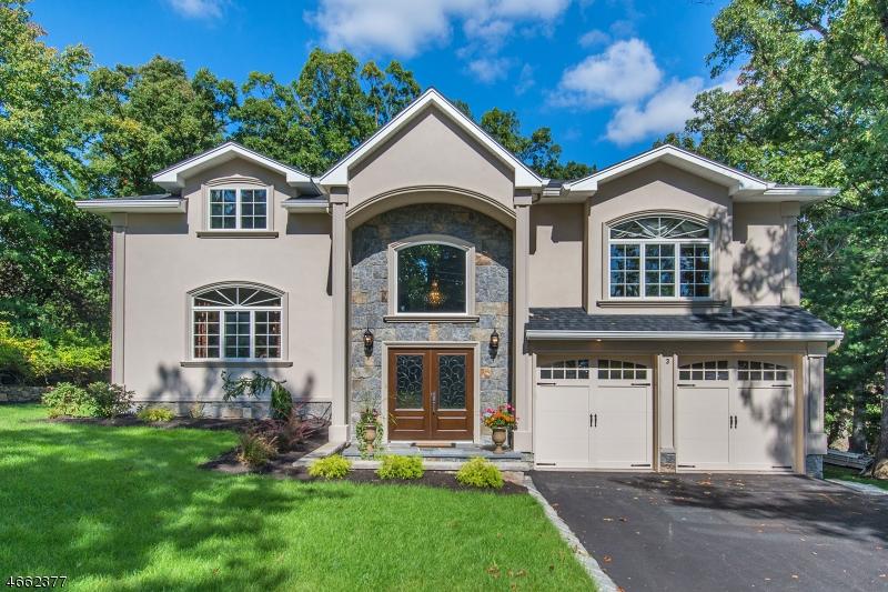 Частный односемейный дом для того Продажа на 3 Amelia Street Caldwell, 07006 Соединенные Штаты