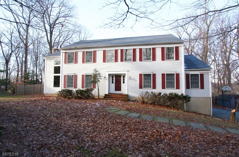 Частный односемейный дом для того Продажа на 36 Kevin Drive Flanders, 07836 Соединенные Штаты