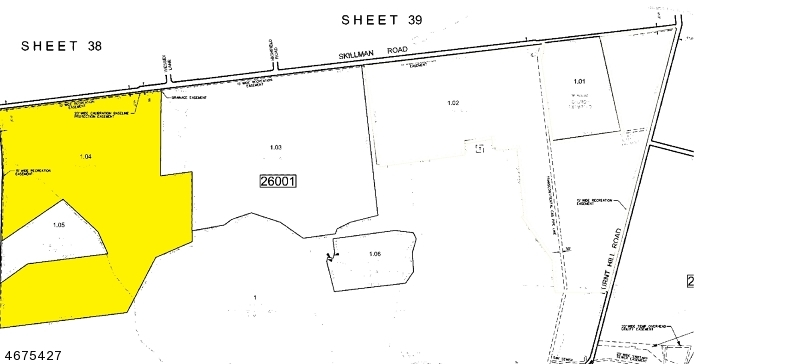 Land for Sale at Route 601 Montgomery, 08558 United States