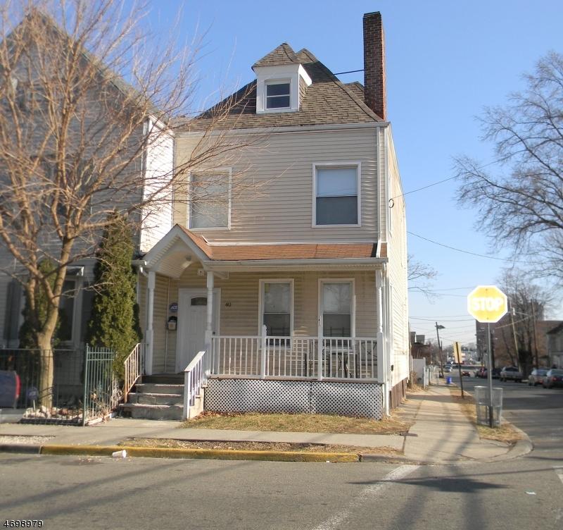 独户住宅 为 出租 在 40 Hillyer Street Orange, 新泽西州 07050 美国