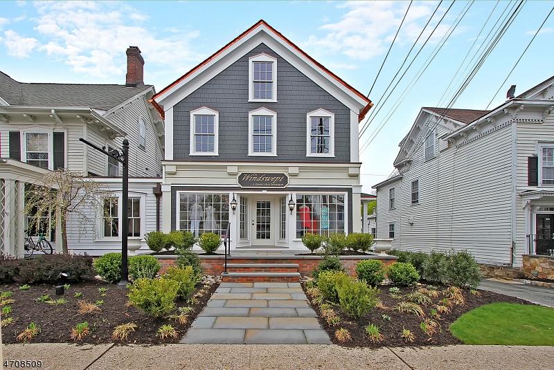 Maison unifamiliale pour l à louer à 4 E Main Street Mendham, New Jersey 07945 États-Unis
