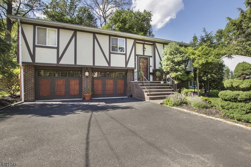 Частный односемейный дом для того Продажа на 56 Davenport Avenue Roseland, Нью-Джерси 07068 Соединенные Штаты