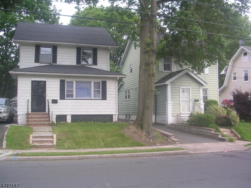 Maison unifamiliale pour l à louer à 1579 Summit Avenue Hillside, New Jersey 07205 États-Unis