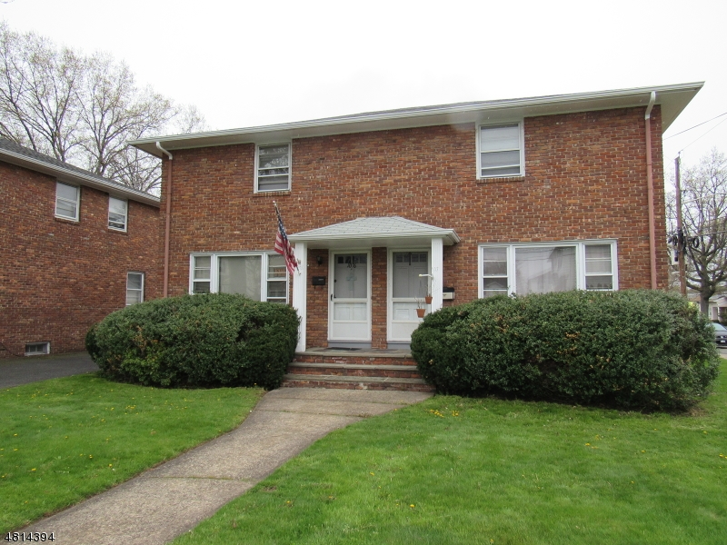 Multi-Family Home for Sale at 1076 BURNET Avenue Union Township, New Jersey 07083 United States